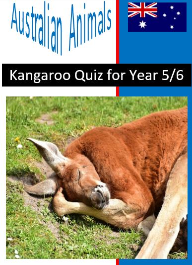 Kangaroo Quiz