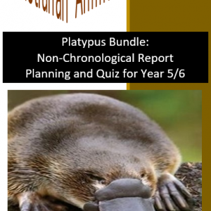 Platypus Bundle Planning and Quiz