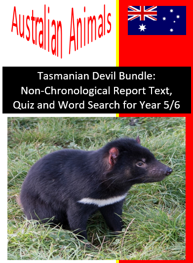 Tasmanian Devil Bundle