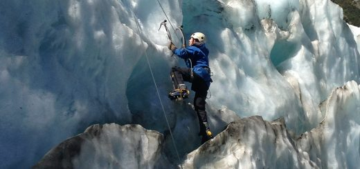 Franz Josef Glacier Ice Climbing