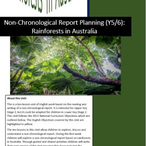 Rainforests in Australia