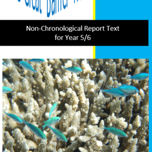Great Barrier Reef Text