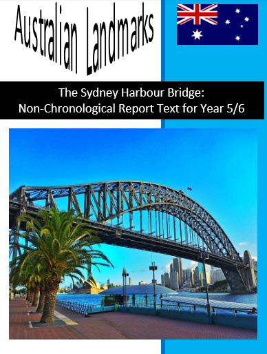 Sydney Harbour Bridge Text